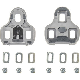 Look Exakt Single Powermeter Pedals black/silver